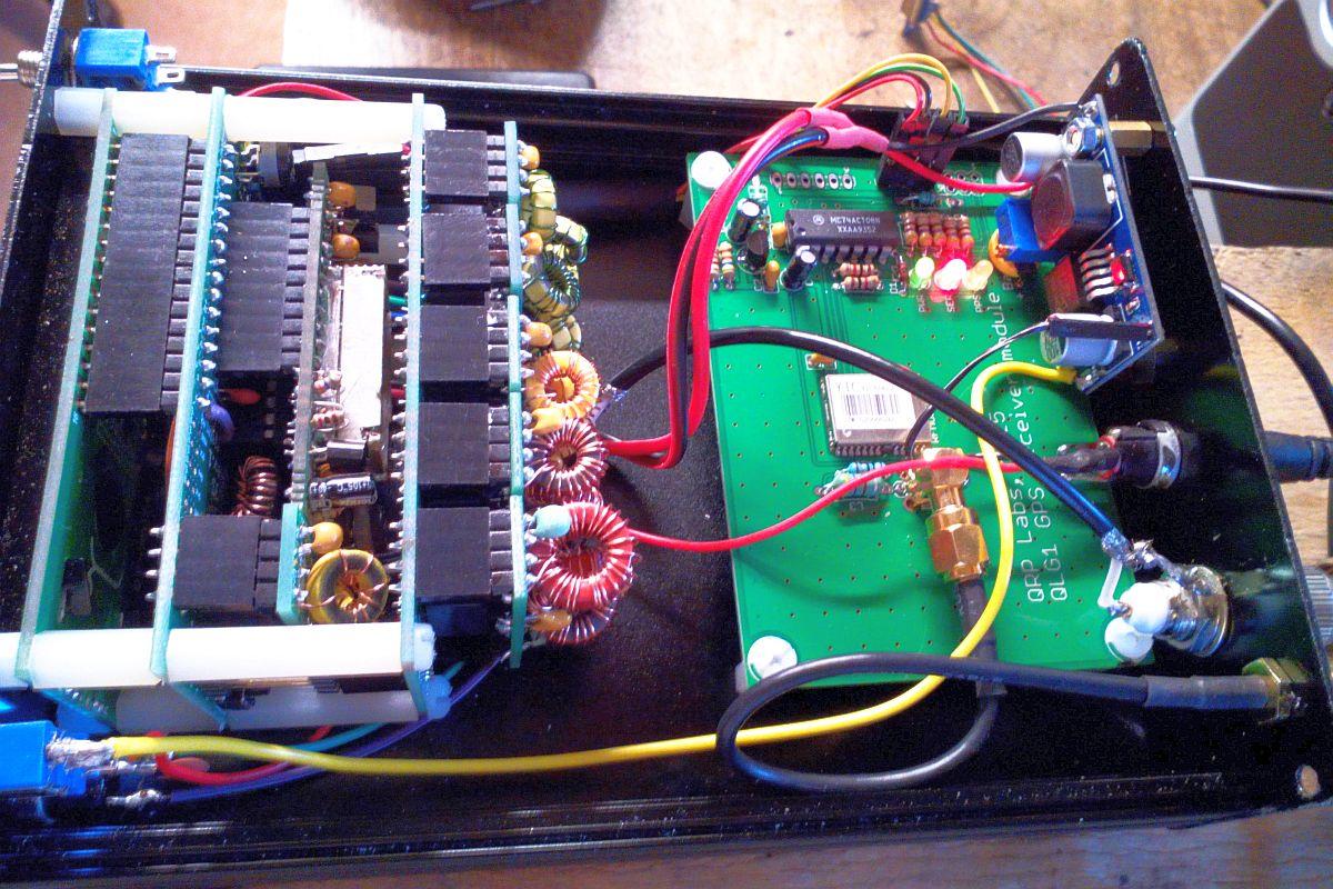 gps receiver kit qlg1