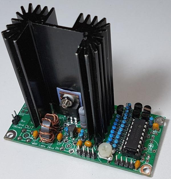 5W HF PA kit